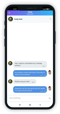 Chat (instant messaging)