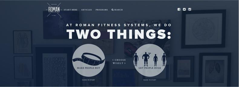 Roman Fitness Systems