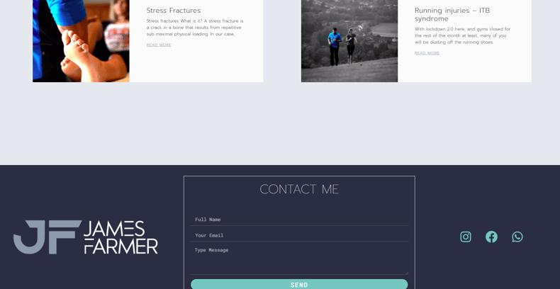 Blog of James Farmer