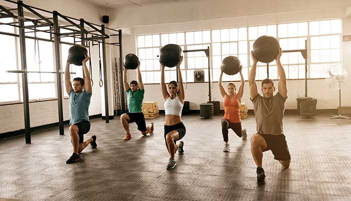 why-group-personal-training-works
